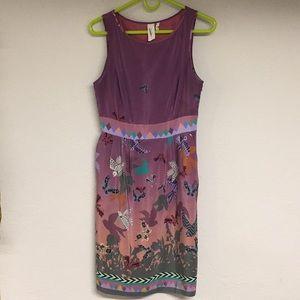 Heyhoe Birds & Butterflies Dress